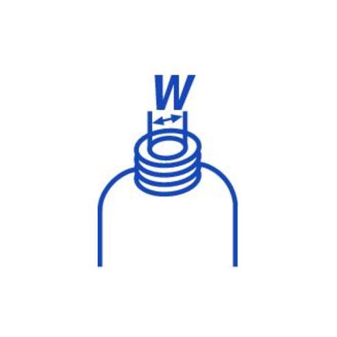 Hünersdorff Metall-Kraftstoff-Kanister CLASSIC 20 L olivgrün, pulverbeschichtet