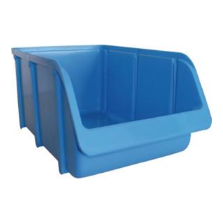 Hünersdorff Sichtbox aus PP, Gr. 3 blau