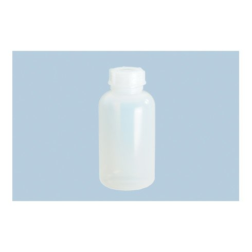 Hünersdorff Weithalsflasche 2.000 ml, LD-PE naturfarben, rund
