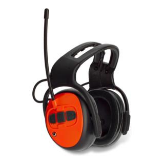 Husqvarna Gehörschutz UKW-Radio mit Kopfbügel