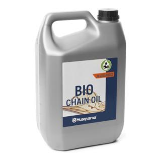 Husqvarna Kettenöl biologisch 5 Liter