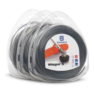 Husqvarna Trimmerfaden Whisper X 3,3mm, 240m