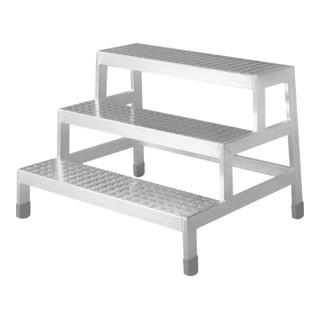 leiter 3 stufen plattform preisvergleich die besten angebote online kaufen. Black Bedroom Furniture Sets. Home Design Ideas