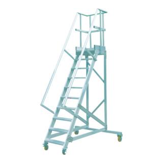 Hymer Podesttreppe fahrbar Treppenneigung 60°
