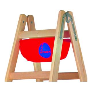 Hymer Werkzeugtasche für Holz-Sprossenstehleitern