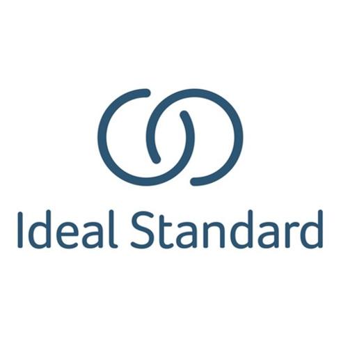 Ideal Standard Einhebel-Waschtischbatterie NEON verlängerter Sockel ohne Ablaufgarnitur chrom