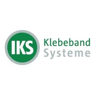 IKS Kreppband K5100 fl.gekreppt chamois L.50m B.25mm Rl.