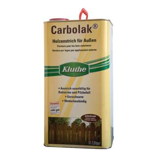 Imprägniermittel Carbolak® naturbraun 5l Kanister KLUTHE