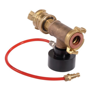 Injektor ROCLEAN® mit Druckluftschlauch für ROPULS Spülkompressor Rothenberger