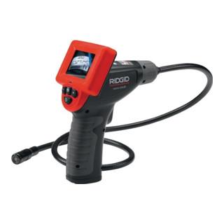 Inspektionskamera micro CA-25 Kopf-D.17mm Kabel-L.120cm Haken/Spiegel/Batterien