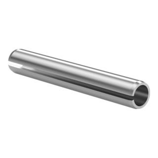ISO 13337 Spannstift (Spannhülsen), leichte Ausführung A2 4,5 x 45 mm