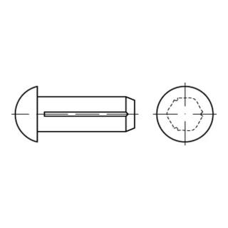 ISO 8746 Stahl 2,3 x 10 K