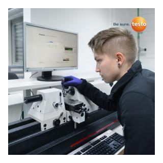 ISO Kalibrierung Messschieber 0-300 mm