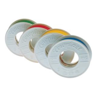 Coroplast Isolierband 10m x 15mm säurebeständig