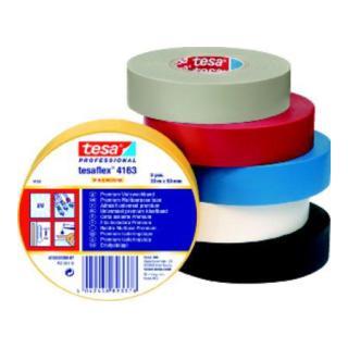 Isolierband tesaflex 4163 schwarz Soft-PVC Rolle 33mx30mm