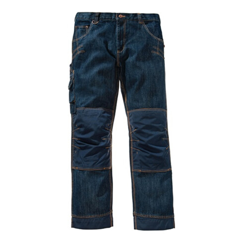 Jeans Worker Cody taille 50 bleu 100 % CO
