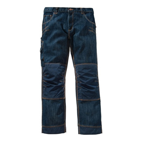 Jeans Worker Cody taille 58 bleu 100 % CO