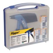 Jeu de pinces à riveter manuelles Gesipa FLIPPER-Box