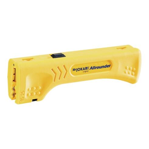 Jokari Abmantelungswerkzeug ALLROUNDER Gesamt-L.130mm Arbeitsbereich D.4-15mm
