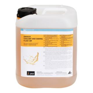 Jokisch Hochleistungs-Kühlschmier-Konzentrat+Sägeöl CBF, Inhalt: 20 l