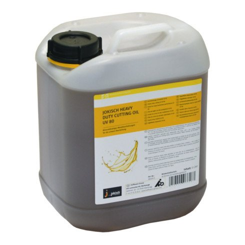 Jokisch Hochleistungs-Schneidöl mineralölfrei UV 80, Inhalt: 5 l