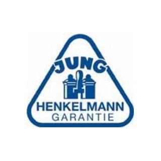 Jung-Henkelmann Dänische Fugenkelle Stahl gehärtet + r+em Hals 6mm