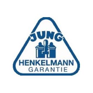 Jung-Henkelmann Glättekelle L.280mm B.130mm Ku-Blatt /-Stütze /-Heft KunststoffS.4mm