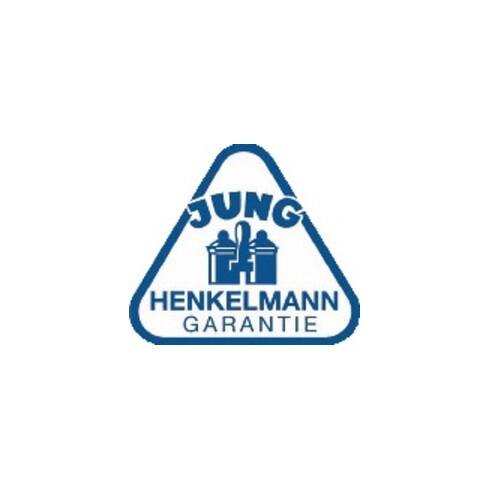 Jung-Henkelmann Glättekelle rostfrei + ungezahnt