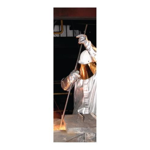 Jutec  Hitzehandschuhe, L.30cm / max.500° (kurzfristig) / Aramid 5-Finger mit Isolation