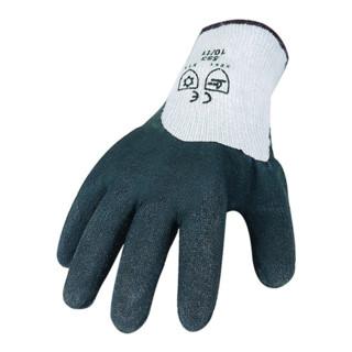 Kälteschutzhandschuh Gr.L schwarz/grau PES/CO m.Naturlatex EN 388,EN 511 Kat.II jetztbilligerkaufen