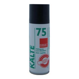 Kältespray Kälte 75 bis -52 Grad Spraydose 400ml