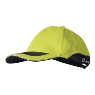 Kappe 53-61cm gelb 80 %PES/20 %CO ELYSEE
