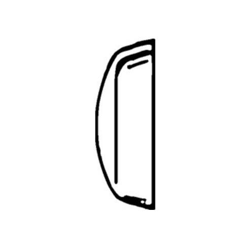 Kappen f. Kappenschrauben grau S