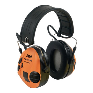 Kapselgehörschutz 3M™ Peltor™ SportTac™ Jagdsport Audioeingang EN 352-1 26 dB 3M