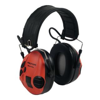 Kapselgehörschutz 3M™ Peltor™ SportTac™ Sportschießen Audioeingang EN 352-1 26dB