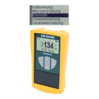 Karl DEUTSCH Schichtdickenmessgerät Universal Leptoskop, Typ: 2042