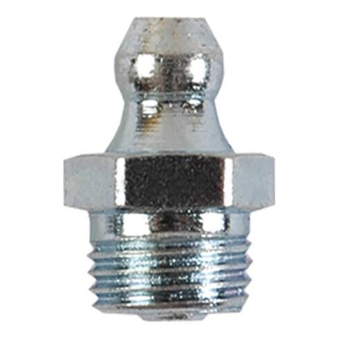 Kegelschmiernippel H1 DIN71412 9,73 (R 1/8Zoll,1/8Zoll BSP)mm Form A Set