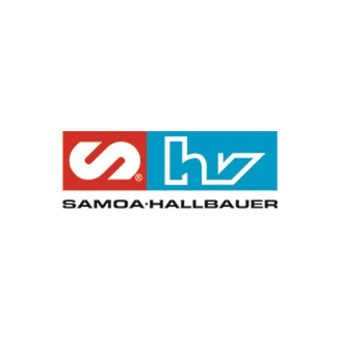 Kegelschmiernippel H2 DIN71412 M6x1mm Form B SW 9mm 6-kant Set SAMOA HALLBAUER