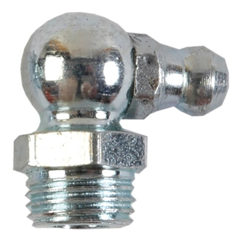 Kegelschmiernippel H3 DIN71412 6 (R 1/4Zoll,1/4Zoll BSP)mm Form C Set