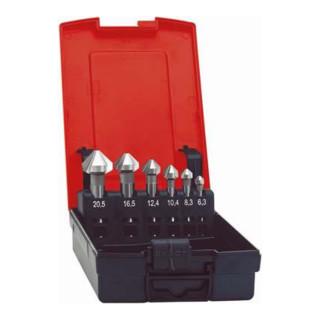 Kegelsenker-Satz D335C PM 90G 6,3-20,5mm FORMAT