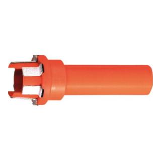 Kegelwischer Kunststoff HSK63 FORMAT