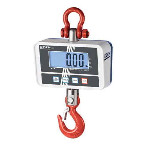 Kern Kranwaage Typ HCD, maximaler Wägebereich: 300 kg