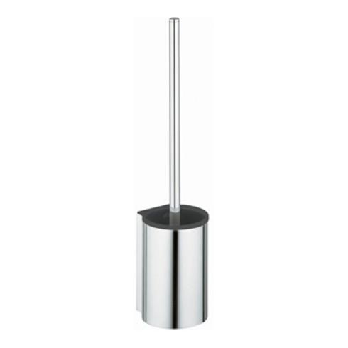 Keuco Toilettenbürstengarnitur PLAN Aluminium silber-eloxiert