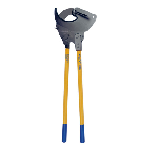 Klauke Hand-Schneidwerkzeug für Al- und Cu-Kabel bis d: 100 mm