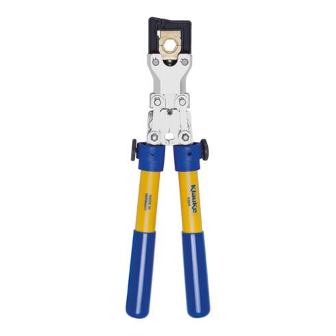 Klauke Presswerkzeug für auswechselbare Einsätze 6 - 150 mm²