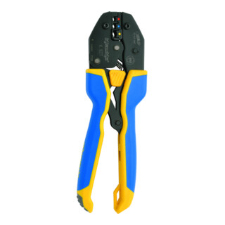 Klauke Presswerkzeug für isolierte Kabelverbindungen 0,5 - 6 mm² Pressform