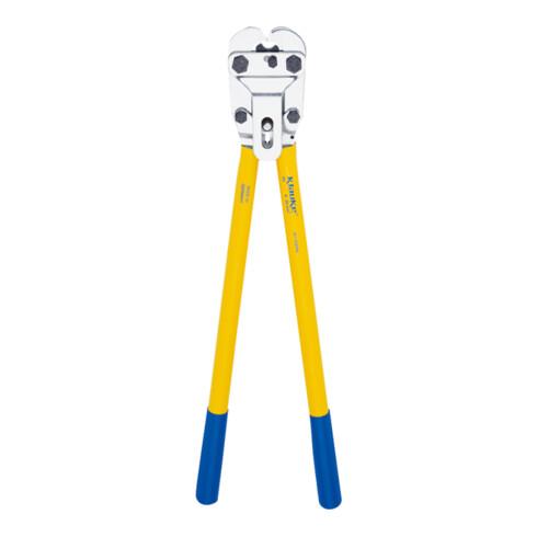 Klauke Presswerkzeug mit Sperrvorrichtung 6 - 50 mm²
