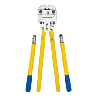 Klauke Presswerkzeuge mit Sperrvorrichtung 35 - 95 mm²