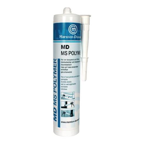 Kleb- u.Dichtstoff MD-MS Polymer weiß 440g Kartusche MARSTON