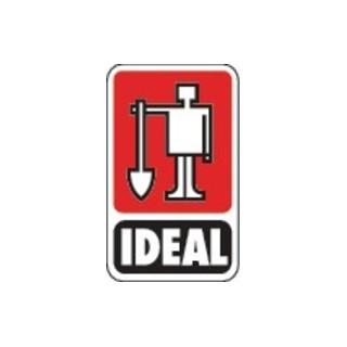 Kleinhacke Blattmaß 145x95x100mm geschmiedet,m.Stiel G.1000g IDEAL